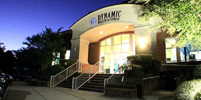 West Columbia Location - Dynamic Health