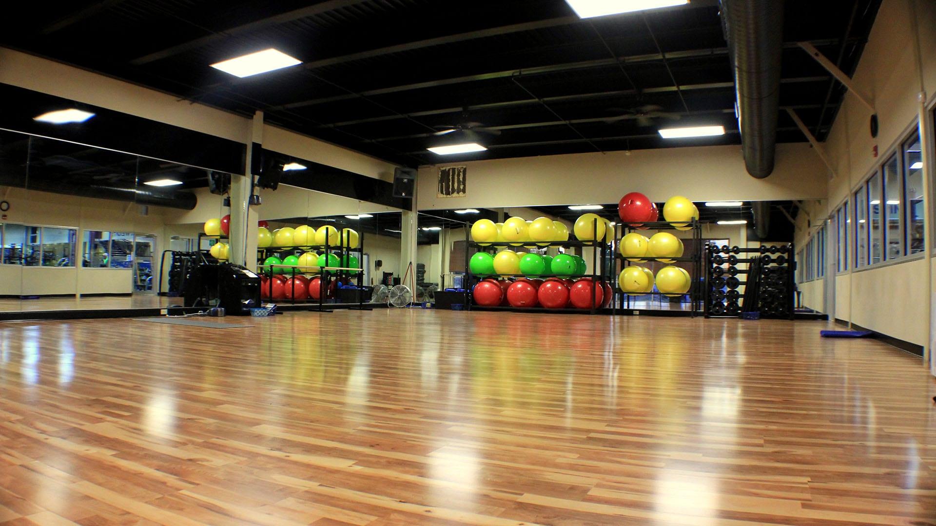 Charter Oak Facility - Dynamic Health & Fitness